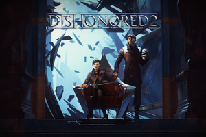 Dishonored 2018 4k Wallpaper