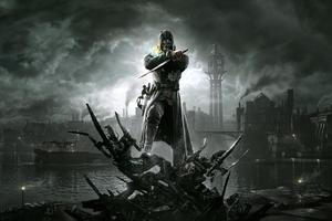 Dishonored 5k Wallpaper