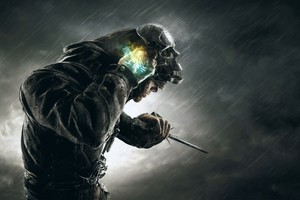 Dishonored Corvo Skull Mask