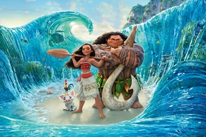 Disney Moana 4k Wallpaper