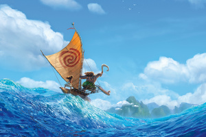 Disney Moana Wallpaper