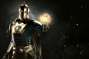 Doctor Fate Injustice 2 Wallpaper