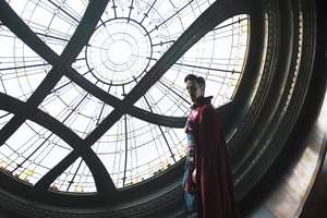 Doctor Strange Cumberbatch 5k Wallpaper