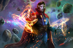 Doctor Strange Fan Art