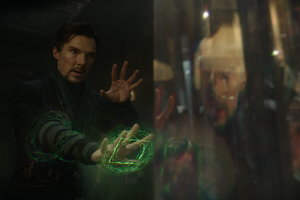 Doctor Strange HD Wallpaper