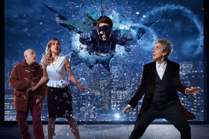 Doctor Who 5k Wallpaper
