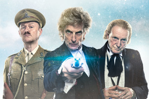 Doctor Who Christmas Special 2017 4k 5k Wallpaper