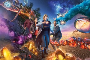 Doctor Who Season 11 4k 2018