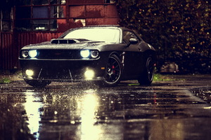 Dodge Challenger 4 Wallpaper