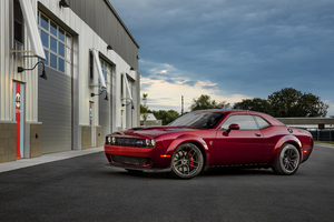 Dodge Challenger Demon SRT Wallpaper