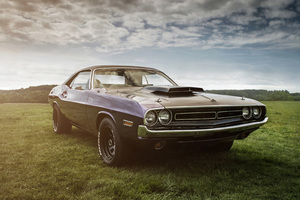 Dodge Challenger Hd 4k Wallpaper