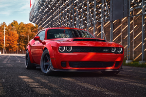 Dodge Challenger SRT 2018 Wallpaper