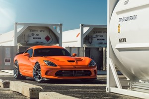 Dodge Viper ADV1 Wheels