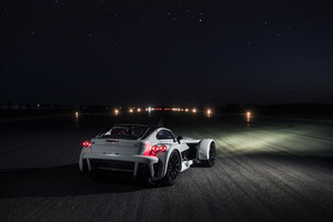 Donkervoort D8 GTO 40 2018 Rear Wallpaper