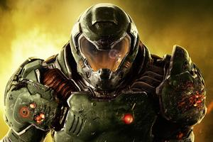 Doom 4 2016 Video Game