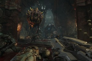 Doom 4 Video Game