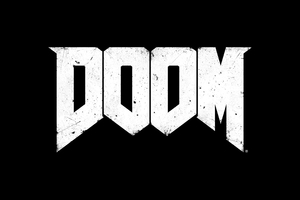 Doom Game Logo