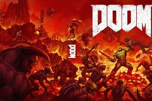 Doom Game Wallpaper