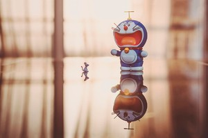 Doraemon Toy Wallpaper