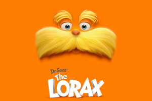 Dr Seuss In The Lorax Movie Wallpaper
