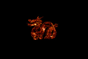 Dragon 3D Wallpaper