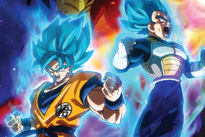 Dragon Ball Super Broly Movie 2019