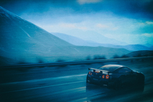 DriveClub Game Nissan Gtr 4k Wallpaper