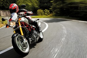 Ducati Monster S4R Wallpaper