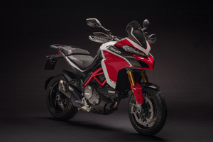 Ducati Multistrada 1260 S 4k Wallpaper