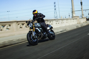 Ducati Scrambler 1100 Wallpaper