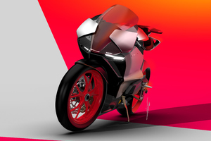 Ducati Zero Electric 2020 Wallpaper