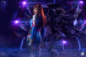 Dva Cosplay 4k Wallpaper