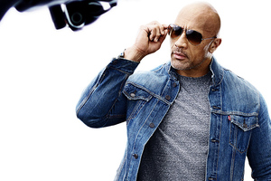 Dwayne Johnson As Luke Hobbs In Hobbs And Shaw 4K
