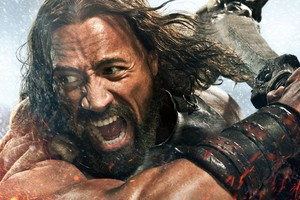 Dwayne Johnson In Hercules Desktop