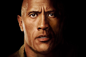 Dwayne Johnson In Jumanji Welcome To The Jungle 8k Wallpaper