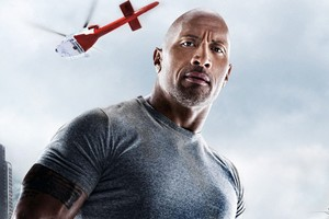 Dwayne Johnson in San Andreas Movie