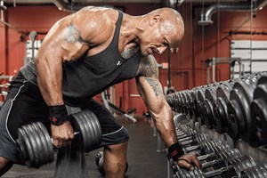 Dwayne Johnson Workout