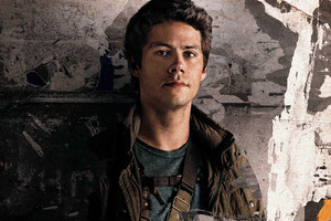 Dylan O Brien In Maze Runner The Death Cure 2018 Wallpaper