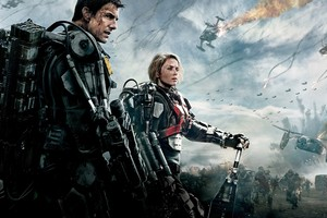 Edge Of Tomorrow HD Wallpaper