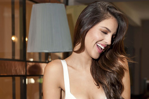 Eiza Gonzalez Adorable Smiling