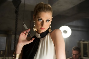 Elizabeth Debicki The Man From Uncle Wallpaper