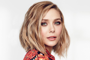 Elizabeth Olsen HD 4k Wallpaper