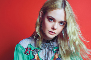 Elle Fanning Latest
