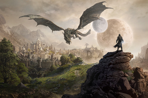 Elsweyr The Elder Scrolls Online 2019 4k Wallpaper