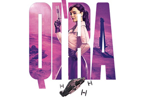 Emilia Clarke As Qira Solo A Star Wars Story 8k