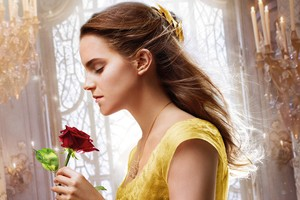 Emma Watson Beauty And The Beast 5k Hd Wallpaper