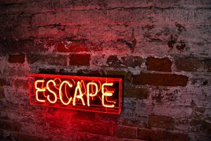 ESCAPE Wallpaper