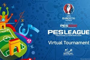 Euro 2016 Virtual PES Tournament Wallpaper