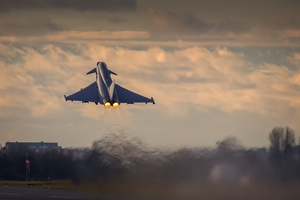 Eurofighter Typhoon Hd Wallpaper