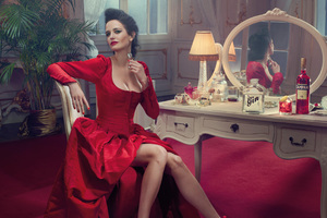 Eva Green Campari 5k